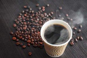 kaffemaskine med termokande